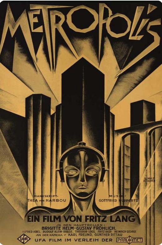 1 METROPOLIS (1927)