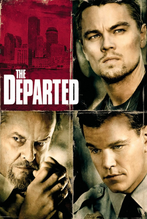 10 THE DEPARTED (2006)