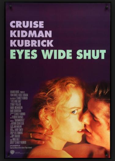 4 (tie) EYES WIDE SHUT (1999)