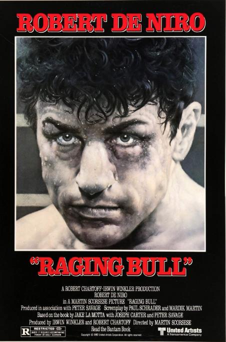 8 RAGING BULL (1980)